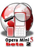 Opera Mini 5 Beta 2