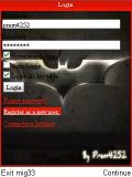 Mig33 AutoLike Software Black Theme (New