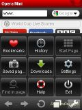 Opera mini 5.1 advanced beta(240x320)
