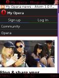 Opera Mini 9.5