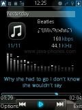 TTPOD Music Player J2me Version 0.9.6 EN