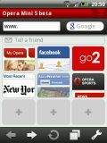 Opera Mini 5 Web Browser