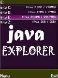 Java file X-plorer(ultimate)