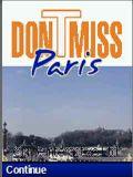 Dont Miss Paris