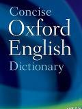 Оксфордский английский словарь
