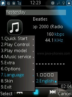 Java Mp3 Player For Mobile