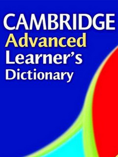 Cambridge Advance Learner's Dictiona Java App - Download for