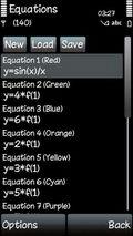 Graphviewer Scientific Equation Solver