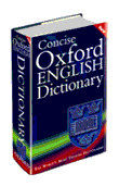 Oxford Concise English Dictionary 2.72 1