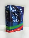 Oxford English Minidictionary 6th Editio
