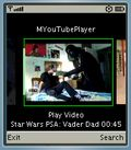 Mobil Youtbe Player (Java)