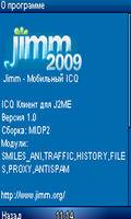 Màn hình đầy đủ ICQ JIMM 240x400