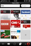 Opera 6.1 Multiscreen