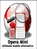 Opera Mini Labshandler view