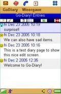 Go-Diary 1.0.78.