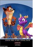 Crash Y Spyro Super Pack