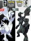 Pokemon black and white tribia