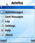 Автоматическое сообщение v1.0