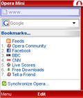 Opera Mini Navigateur Web