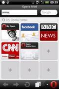 Opera Mini 6