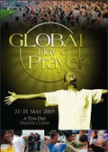 Global Day of Prayer - 10 Day Prayer Gui