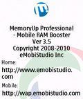 RAM Booster For J2ME Fullscreen (240x400