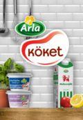 Arla Cookbook (SWEDISH)