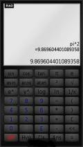 Touch Screen Calculator