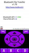 FTP azul 1,70 completo