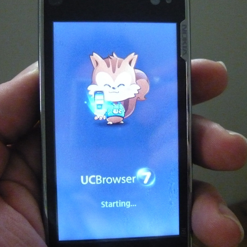 UC Browser 7 6 (Fullscreen) Java App - Download for free on