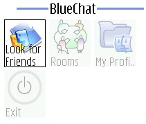 bluechat java