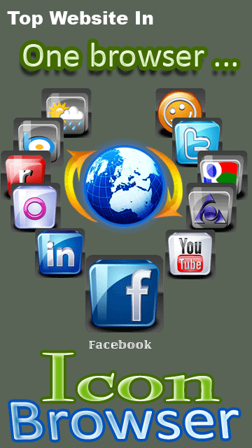 Icon Browser 128x160 Java App - Download for free on PHONEKY