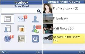 NEW Facebook Java App - Download for free on PHONEKY
