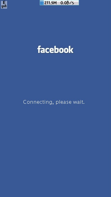 Facebook Faster App