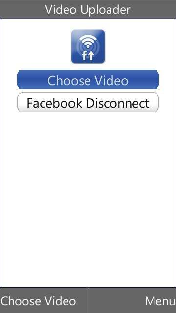 Facebook video Uploader Java App - Download for free on PHONEKY