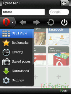 Device detected: Nokia - C5  Download Opera Mini for