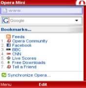 download opera mini 8 java free