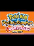 Pokemon Mystery Dungeon - Red Rescue Tea