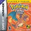 Pokemon-Fire Red version(vbag)