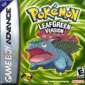 Pokemon-Leaf Green(vbag)