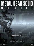 METALGEARSOLID-MOBILE N-GAGE GAME