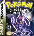 Pokemon Chaos Black(Fire Red Heck)