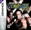 WWE Road To Wrestlemania X8 GBA