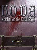 Knight Of The Dark Edge