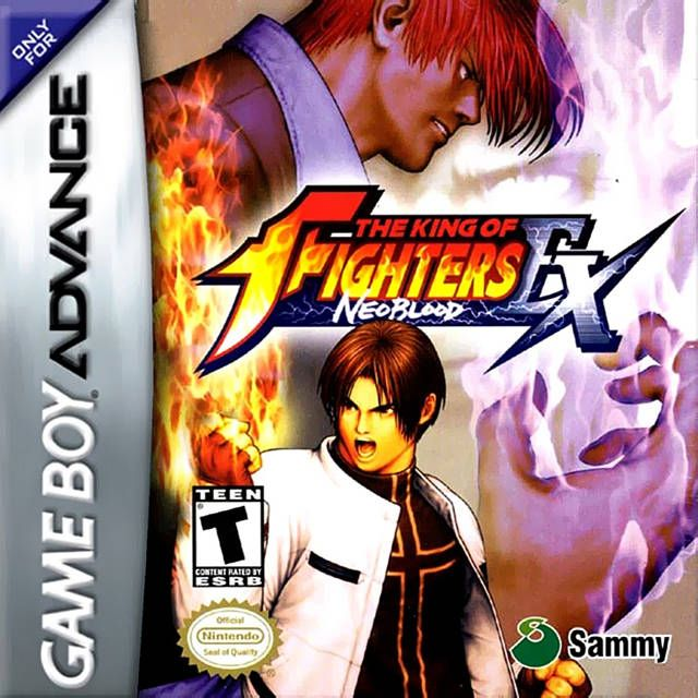 King Of Fighters Ex The Neoblood Gba Symbian Game Download On