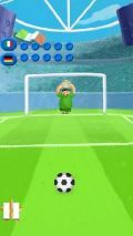 Azzurri Penalty Football Game