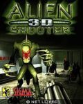 3D Alien Shooter (TOUCH SCREEN)