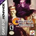GBA Contra Advance - The Alien Wars EX
