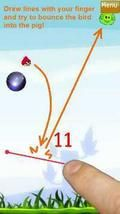 Bounce It ! Angry Birds Mod For S60v5