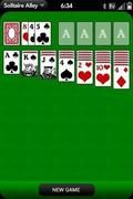 Touch solitare.